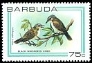 Cl: Black-whiskered Vireo (Vireo altiloquus) SG 513 (1980) 100