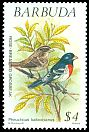 Cl: Rose-breasted Grosbeak (Pheucticus ludovicianus)(Out of range)  SG 1250 (1991) 550