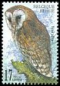 Cl: Barn Owl (Tyto alba)(Repeat for this country)  SG 3477 (1999) 130