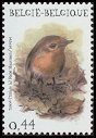 Cl: European Robin (Erithacus rubecula)(Repeat for this country)  SG 3860b (2004) 650 [3/25]