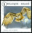Cl: Eurasian Eagle-Owl (Bubo bubo) <<Grand-duc/Oehoe>> (Repeat for this country)  SG 4626d (2015) 400 [9/31]