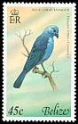 Cl: Blue-grey Tanager (Thraupis episcopus) SG 491 (1979) 90
