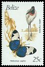 Cl: Jabiru (Jabiru mycteria)(Repeat for this country)  SG 1070A (1990) 80