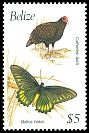 Cl: Turkey Vulture (Cathartes aura) SG 1077A (1990) 450