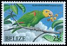 Cl: Yellow-headed Parrot (Amazona oratrix) SG 1363 (2009) 40 [6/16]