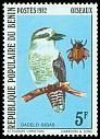 Cl: Laughing Kookaburra (Dacelo novaeguineae)(Out of range)  SG 861 (1982) 65