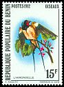 Cl: Barn Swallow (Hirundo rustica) <<L'Hirondelle>>  SG 863 (1982) 100