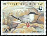 Cl: Roseate Tern (Sterna dougallii)(Repeat for this country)  SG 1109 (1989) 250