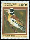 Cl: Golden-breasted Bunting (Emberiza flaviventris) SG 1777 (1999) 200