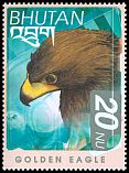 Cl: Golden Eagle (Aquila chrysaetos) SG 1524 (1999) 90