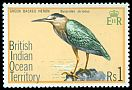 Cl: Striated Heron (Butorides striata) SG 72 (1975) 125