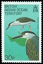 Cl: Striated Heron (Butorides striata)(Repeat for this country)  SG 93 (1990) 150