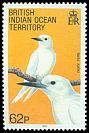 Cl: White Tern (Gygis alba)(Repeat for this country)  SG 98 (1990) 225