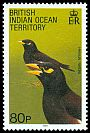 Cl: Common Myna (Acridotheres tristis)(Introduced)  SG 100 (1990) 250