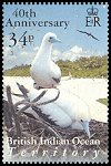 Cl: Red-footed Booby (Sula sula)(Repeat for this country)  SG 347c (2005) 140 [5/10]