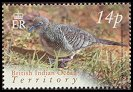 Cl: Zebra Dove (Geopelia striata)(Introduced)  SG 297 (2004) 50 [3/2]