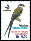 Cl: Swallow-tailed Cotinga (Phibalura flavirostris) <<Palkachupa>> (Endemic or near-endemic)  new (2017)  [11/38]
