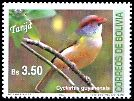Cl: Rufous-browed Peppershrike (Cyclarhis gujanensis) SG 1766 (2007) 275 [4/26]