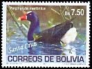 Cl: Purple Gallinule (Porphyrio martinica) SG 1758b (2007) 425 [4/21]