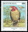 Cl: Red-headed Finch (Amadina erythrocephala) <<Thaga>>  SG 858 (1997) 70