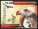 Cl: White-headed Vulture (Trigonoceps occipitalis) SG 1241 (2015)  [10/8]