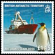 Cl: Emperor Penguin (Aptenodytes forsteri)(Repeat for this country) (I do not have this stamp)  SG 544 (2011)  [7/41]
