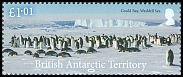 Cl: Emperor Penguin (Aptenodytes forsteri)(Repeat for this country)  SG 760 (2018)  [11/48]