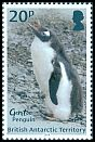 Cl: Gentoo Penguin (Pygoscelis papua)(Repeat for this country)  SG 749 (2018)  [11/48]