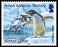 Cl: Adelie Penguin (Pygoscelis adeliae)(Repeat for this country) (I do not have this stamp)  SG 640 (2014)
