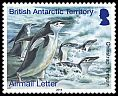 Cl: Chinstrap Penguin (Pygoscelis antarctica)(Repeat for this country) (I do not have this stamp)  SG 641 (2014)