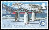 Cl: Chinstrap Penguin (Pygoscelis antarctica)(Repeat for this country)  SG 694 (2016)  [10/24]