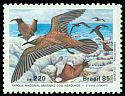 Cl: Brown Noddy (Anous stolidus) <<Benedito!>>  SG 2168 (1985) 120