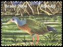 Cl: Little Wood-Rail (Aramides mangle) <<Saracura-do-mangue>>  SG 3388d (2004) 260 [3/11]