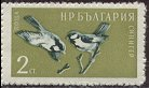 Cl: Great Tit (Parus major) SG 1140 (1959) 40