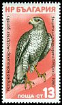 Cl: Northern Goshawk (Accipiter gentilis)(Repeat for this country) (not catalogued)  (1980)
