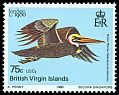 Cl: Brown Pelican (Pelecanus occidentalis)(Repeat for this country)  SG 442 (1980) 55