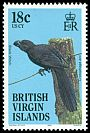 British Virgin Is <<Black Witch>> SG 567 (1985)