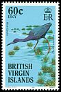British Virgin Is <<Blue Gaulin>> SG 574 (1985)