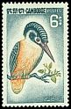 Cl: Common Kingfisher (Alcedo atthis) SG 163 (1964) 190