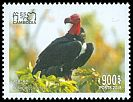 Cl: Red-headed Vulture (Sarcogyps calvus) SG 2540 (2018)  [11/49]