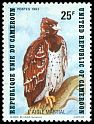 Cl: Martial Eagle (Polemaetus bellicosus) <<L'Aigle Martial>>  SG 967 (1983) 110