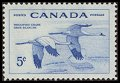 Cl: Whooping Crane (Grus americana) <<Grue blanche>>  SG 479 (1955) 100 [2/22]