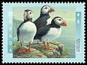 Cl: Atlantic Puffin (Fratercula arctica) <<Macareux moine>>  SG 1674 (1996) 190