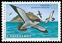 Cl: Cape Verde Shearwater (Calonectris edwardsii) <<Cagarra>>  SG 727 (1993) 80