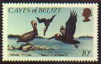 Cayes of Belize not catalogued (1984)