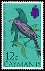 Cl: Greater Antillean Grackle (Quiscalus niger) SG 339 (1974) 275