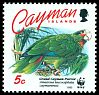 Cayman Is SG 766 (1993) ss: caymanensis