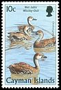 Cl: West Indian Whistling-Duck (Dendrocygna arborea)(Repeat for this country)  SG 864 (1998) 125 [11/19]