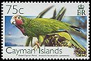 Cayman Is <<Grand Cayman Parrot>> SG 1110 (2006) ss: caymanensis