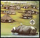 Cl: Cattle Egret (Bubulcus ibis)(Repeat for this country) (I do not have this stamp)  new (1998)